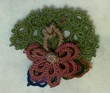 "Karey's ""Blossom"" the Garden Fairy"