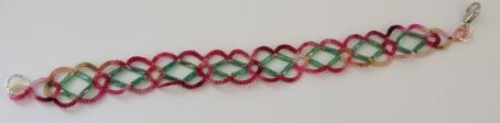 Vicki's Diamond Bracelet
